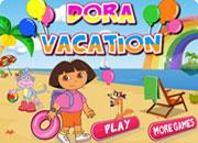Restaurant de plage pour Dora