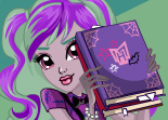 Habillage de la Monster High Twyla