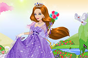 Autumn Lovely Princess