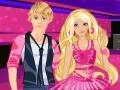 Habille Barbie et Ken pour une soirée