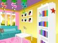 Décore la chambre à coucher de Barbie