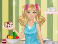 Barbie prépare le petit-déjeuner à la maison