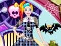 Barbie fan des filles de Monster High