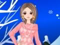 Barbie s'habille à la mode tendance hivernale