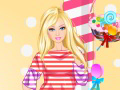 Barbie s'habille en rose bonbon