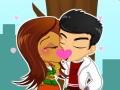 Une Bratz embrasse son amoureux