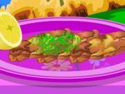 Cuisine des escalopes de veau panées
