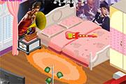 Chambre à coucher Justin Bieber à designer