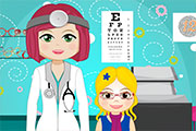 Docteur en ophtalmologie pour enfants