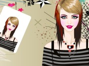 Look à la Jena Lee pour un style Emo