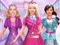 Trouve les numéros cachés de Barbie