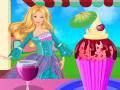 Barbie concocte de belles crèmes glacées