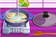 Recette des raviolis à la japonaise par 2 cuisinières