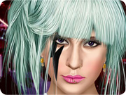 Maquillage secret de Lady Gaga