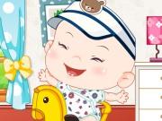Bambin à vêtir pour la journée