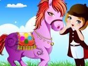 Petit cheval à habiller