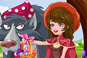 Red Riding Hood Makeover