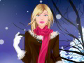 Relooke la belle Barbie pour l'hiver