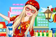 Habiller Barbie pour du skateboarding