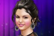 Selena Gomez en soin de beauté