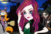Relooker une fille en vampire