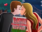 Aide 2 vampires amoureux à s'embrasser