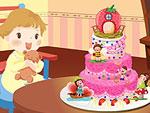 Premier Gâteau de Bébé
